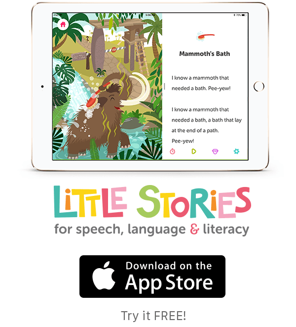 Try Little Stories Lite FREE!