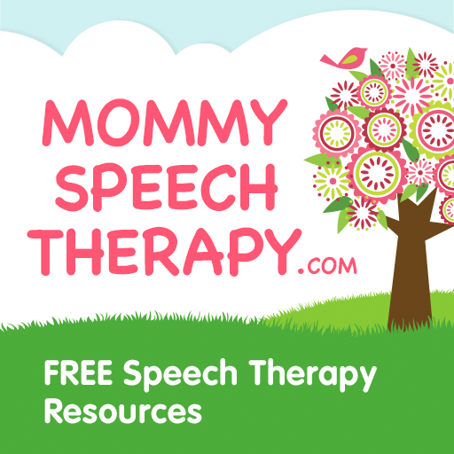 Visit www.mommyspeechtherapy.com for free speech therapy resources!