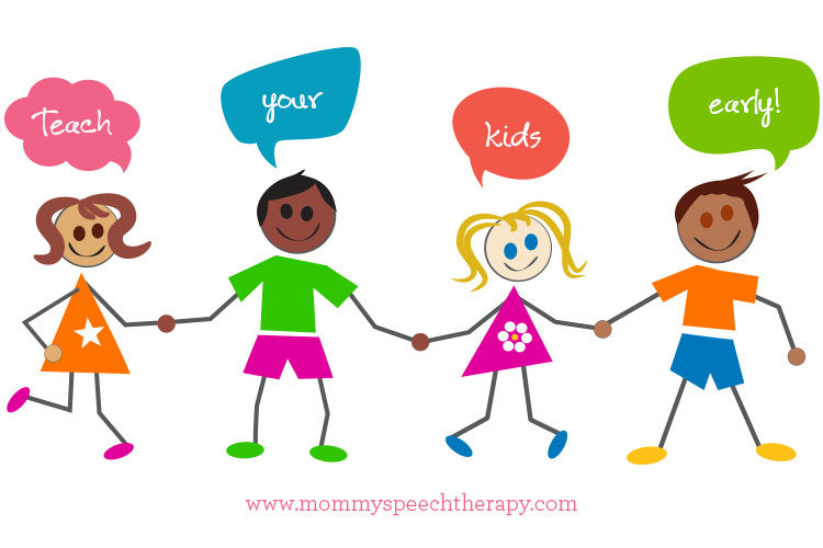 Speech… Teach Your Kids Early!