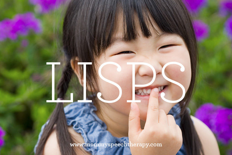 My Child has a Lisp  Should I be concerened? | Mommy Speech