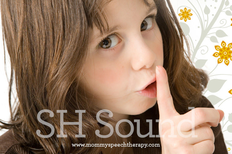 How to Teach the SH Sound - Mommy Speech Therapy