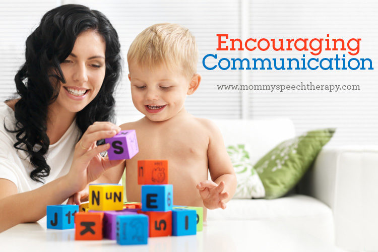 Using Turn Taking & Imitation to Encourage Communication - Mommy Speech Therapy