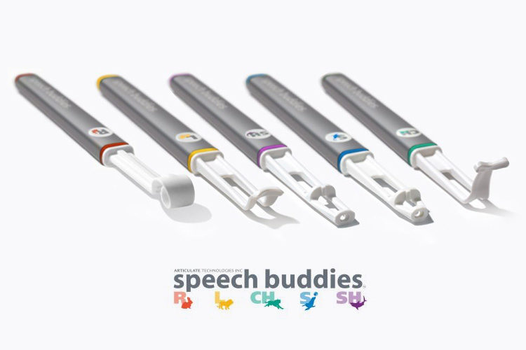 Speech Therapist 2.0 – Designed for parents, fits in your hand