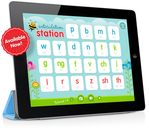 Articulation Station is on the App Store! | Mommy Speech Therapy