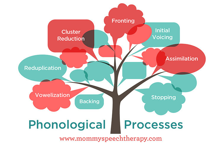 What are Phonological Processes - Mommy Speech Therapy