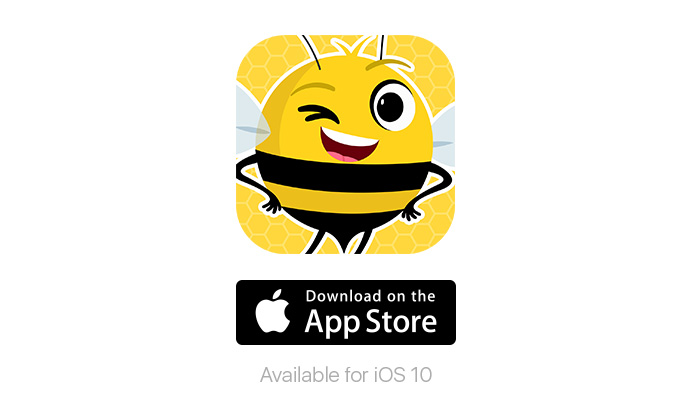 Beemojis Stickers from Little Bee Speech